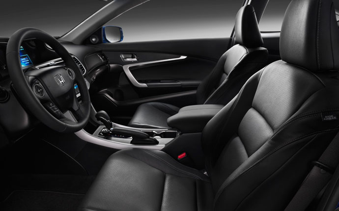 McGrath Honda Accord 2013 Accord Coupe Interior Front Seats. U201c